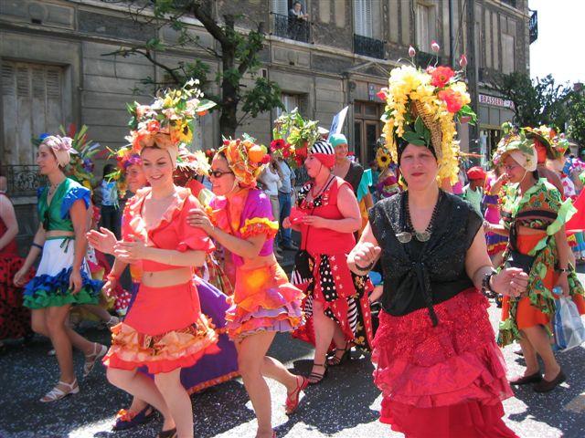 """Norma Ciuffo, organizo el Carnaval Latino, fundadora de """"Regard au Sud"""""""