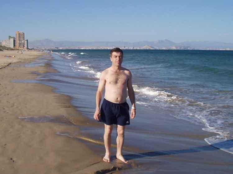 Pablo Pietronave, de Quilmes a las playas de España!!!